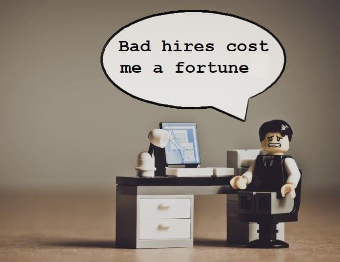Zbyt wysokie koszty zatrudnienia